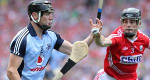 Former All Star Danny Sutcliffe has ruled himself out of the Dublin senior hurling squad. Photograph: Lorraine O'Sullivan/Inpho
