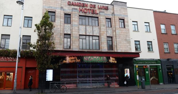 a36fa139a3d2 Camden Deluxe Hotel entertainment complex for €8m
