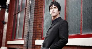 Johnny Marr: grew up surrounded by music, Irish relatives and a loving family.