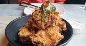 Imen McDonnell's Buttermilk fried chicken
