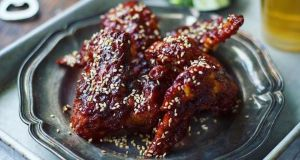 Donal Skehan's Korean fried chicken