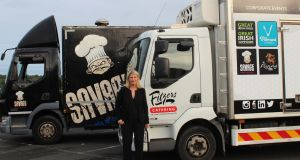 Sharon Fitzpatrick CEO Fitzers Catering Limited