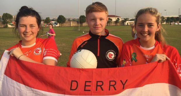 Young Irish woman Lisa Orsi remembered at GAA Asian Games