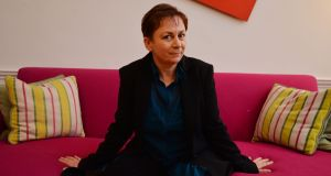 Anne Enright will help celebrate 25 years of the Irish Writers Centre with an event on Thursday. Photograph:   Alan Betson