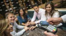 Contactless cards are growing in popularity, but they have a way to go before Irish consumers fully embrace them. Photograph: iStock