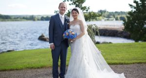 Our wedding story: Two ceremonies in different countries