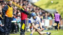 Austin Gleeson: His capturing of the Hurler of the Year award not universally well received in Tipperary. Photograph: Inpho.