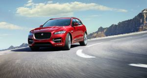 My Jaguar F-Pace: 'I was completely blown away'