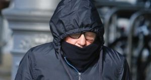 Patrick O'Brien (76) at Dublin District Criminal Court: The court was told he abused and raped boys in close proximity to other people, including his own mother. Photograph: Court Collins