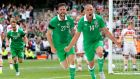 Jon Walters has scored 12 goals in 45 appearances for the Republic of Ireland. Photograph: Cathal Noonan/Inpho.