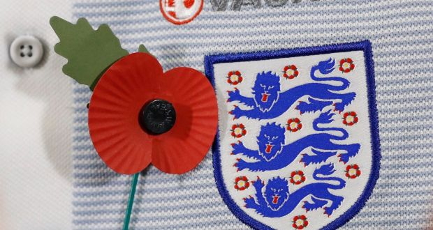 Comment Poppy And Other Symbols Of Commemoration Have No Place In Sport
