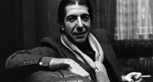 Leonard Cohen in January 1980. Photograph: Evening Standard/Getty Images