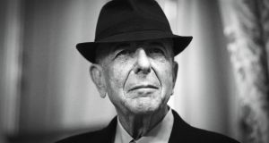 Leonard Cohen: a life in pictures Click through for gallery