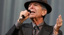 A selection of Leonard Cohen's greatest hits