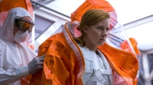 The official trailer for 'Arrival'