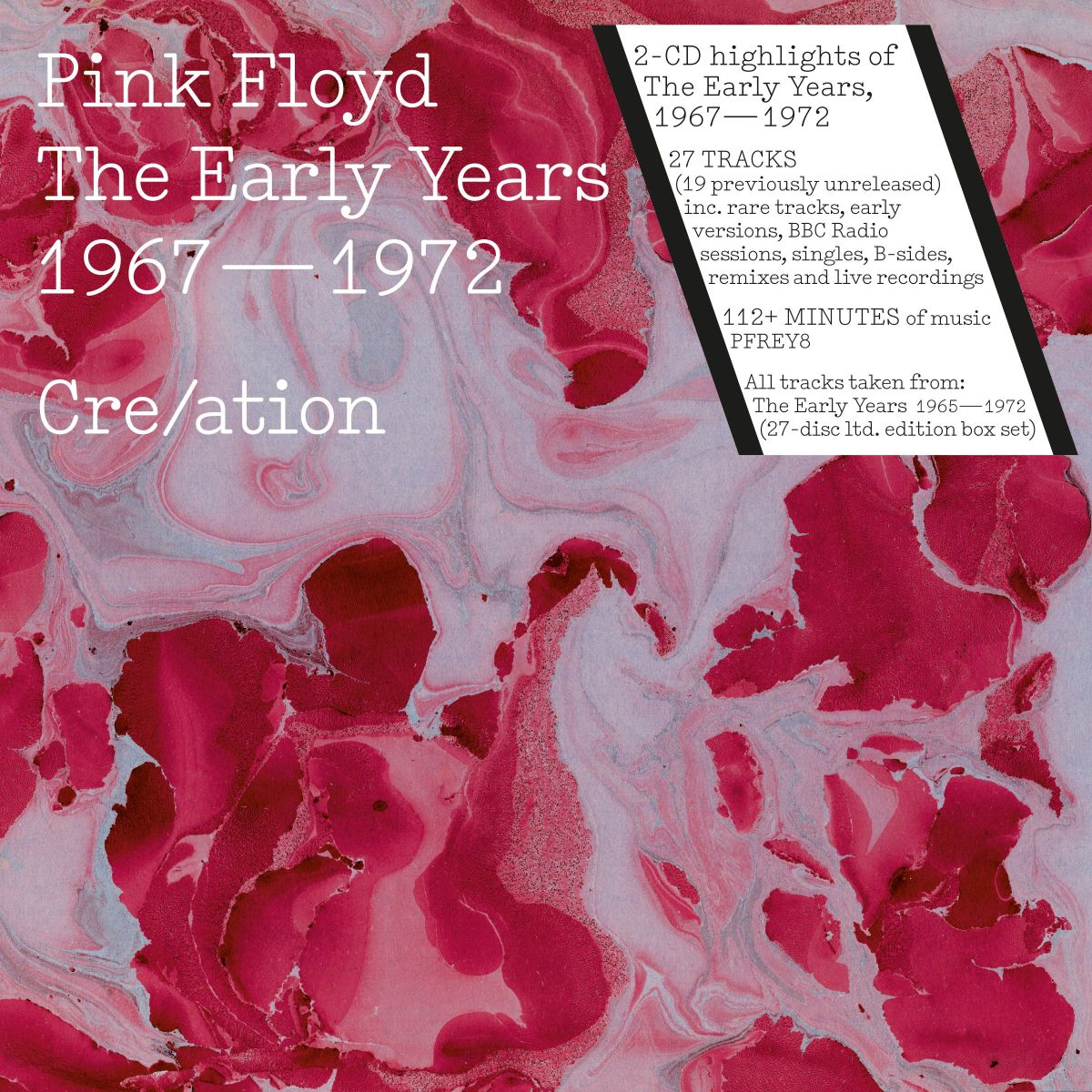 Pink Floyd - The Early Years 1965-1972: the ultimate