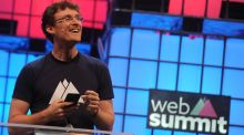 This week we're talking about . . .  the Web Summit