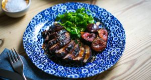 Donal Skehan's Sticky Honey Duck Recipe — Dishmaps