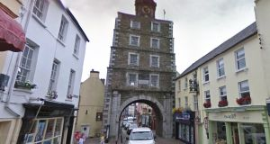 Youghal Clock Gate Tower:   the new interpretative centre tells the story of the town from the 1400s to the 1900s. Photograph: Google Street View