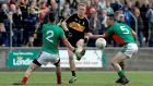 Dr Crokes' Colm Cooper in action against  Kilmurry-Ibrickane in the Munster quarter-final. Photograph: Inpho