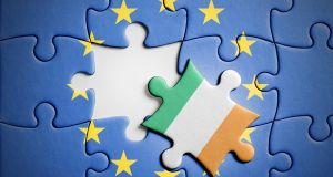 Until very recently, the very notion of Ireland leaving the EU was so outlandish and marginal that it did not feature in any public discourse in a meaningful way. Photograph: iStock