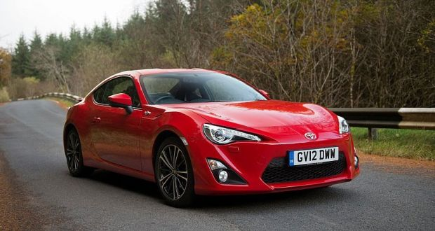 Toyota Gt86 Uses A Naturally Aspirated 2 0 Litre Flat Four Engine Ing
