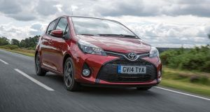 99. Toyota Yaris: sensible, reliable and surprisingly spacious