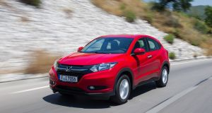 80 Honda HR-V: showcasing the compromises of crossovers