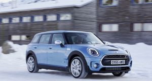 95 Mini Clubman: chubby design  brings new level of practicality