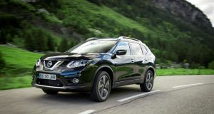 84 Nissan X-Trail: Extra toughness is oddly appealing