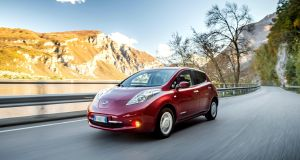 97 Nissan Leaf: Showing its age but still great value