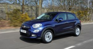 94 Fiat 500x: no one has quite got compact crossover right yet