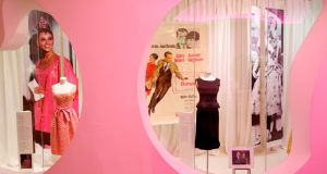 Part of the Audrey Hepburn collection at the Museum of Style Icons