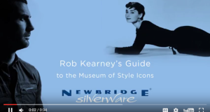 Rob Kearney has recorded a video guide to the Museum of Style Icons