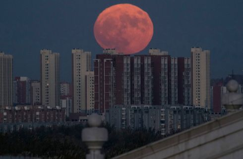 The Biggest Supermoon In 68 Years: Next Monday