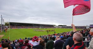 Pearse stadium in Galway.