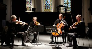 The Vanbrugh Quartet: they will receive the National Concert Hall Lifetime Achievement Award at a gala concert on Sunday