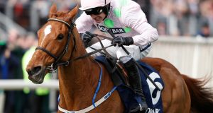 Ruby Walsh riding Annie Power. Photograph: Alan Crowhurst/Getty Images