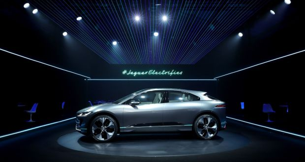 Jaguar S First Fully Electric Vehicle The I Pace Concept Car Is Revealed