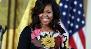 A mayor in West Virginia has resigned after she responded to a racist Facebook comment about Michelle Obama. Photograph: Manuel Balce Ceneta/AP