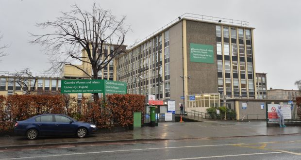 Hiqa has identified a number of safety risks at the Coombe Women & Infants University Hospital in Dublin. File photograph: Alan Betson
