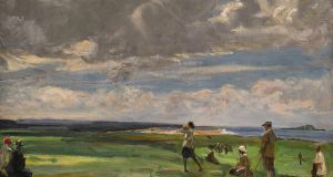 The Golf Links, North Berwick' by Sir John Lavery is estimated at £300,000-£500,000
