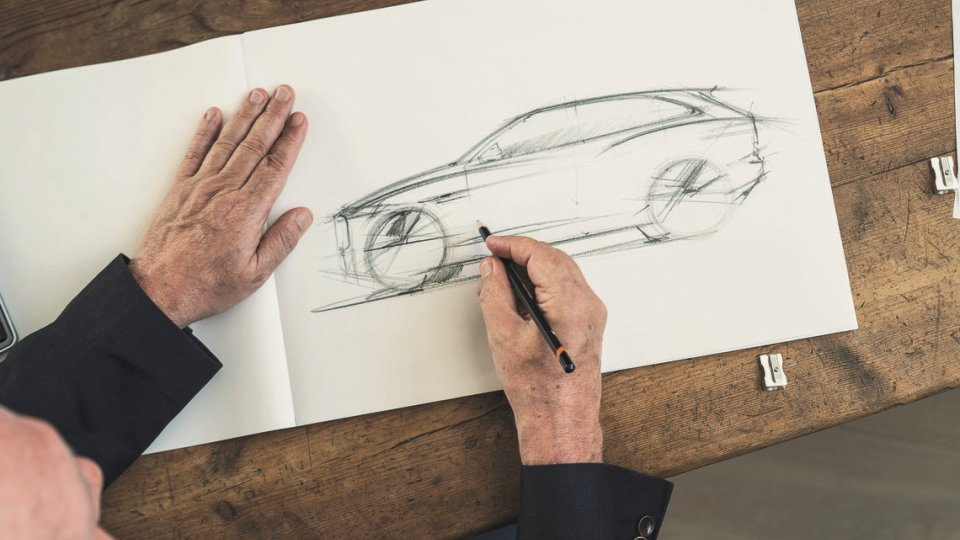 Designing The F Pace The Story Of Jaguar S Best Seller