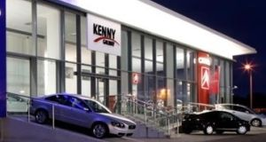 "West of Ireland car dealership Kenny Galway has gone into receivership not ""related to motor trading issues""."