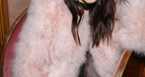 Pink faux fur Jacket, Miss Selfridge, €120