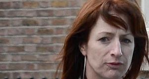 "Clare Daly:  accused  judge  of irrational behaviour and creating ""huge problems"" in administration of justice. Photograph:  Brenda Fitzsimons"