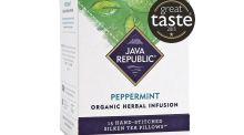 In terms of flavour, Java Republic tea bags are perfectly fine – but, at €6.50, they're far too dear