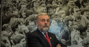Siptu president Jack O'Connor: will  look at authorising strike ballots among his 60,000 members in  public service. Photograph: Brenda Fitzsimons