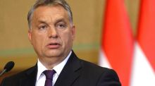 Viktor Orban: The Hungarian prime minister wants to accelerate economic growth from about 2.1% this year. Photograph: AP