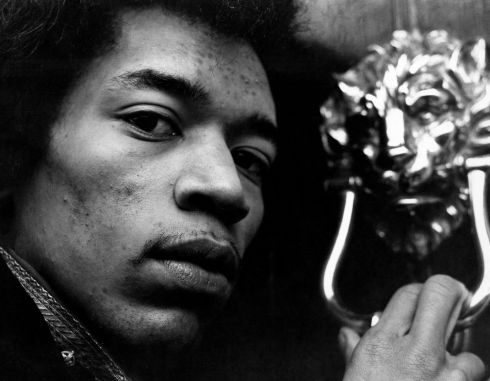 Jimi Hendrix, February 1967. University College Cork Library has secured the collection and archive of the photographer, John Minihan, boasting some of the most memorable shots from the last century. Photograph: John Minihan